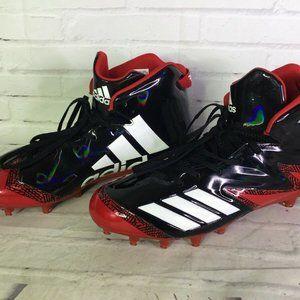 adidas BW0440 Freak X Carbon High Football Cleats